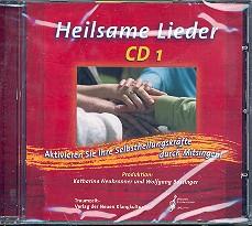 Bossinger, Wolfgang: Heilsame Lieder Band 1 CD