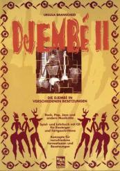 Branscheid-Diebaté, Ursula: Djembe Band 2 (+CD) freies Spiel auf der Djembe