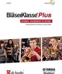 Breithack, Christoph: BläserKlasse Plus für Blasorchester Partitur
