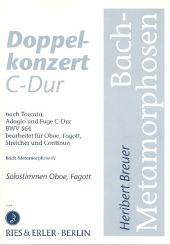 Breuer, Heribert: Doppelkonzert C-Dur für Oboe/Fagott/Streicher/Continuo