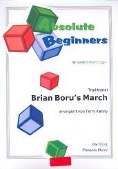 Brian Boru's March für variable Besetzung, Partitur und Stimmen
