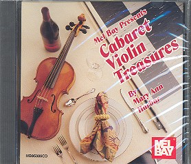 Cabaret Violin Treasures CD