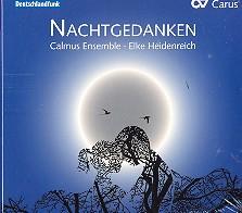 Calmus Ensemble - Nachtgedanken CD