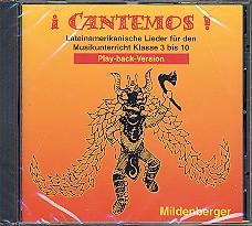 Cantemos Playback-CD