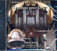 Carillons pour Orgue - Cloches de France CD