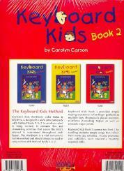 Carson, Carolyn: Keyboard Kids complete (vol.1 and 2 + workbook)