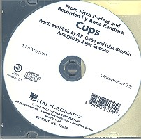 Carter, Alvin Pleasant: Cups ShoxTrax-CD (complete and playback)