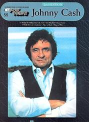 Cash, Johnny: EZ Play Today Vol.55: Johnny Cash 27 songs for all organs, pianos and electric, keyboards