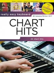 Chart Hits vol.2 - Autumn/Winter 2017 (+Soundcheck): for really easy keyboard (with lyrics and chords)