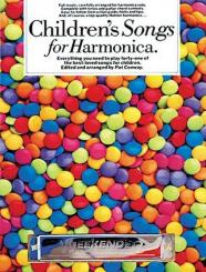 Childrens songs for harmonica everything you need to play 41 of, the best-loved songs for children
