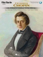 Chopin, Frédéric: Music minus one Piano Piano concerto f minor op.21