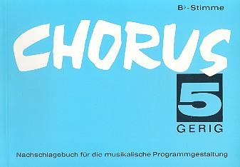 Chorus 5: B-Stimme