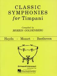 Classic Symphonies for timpani