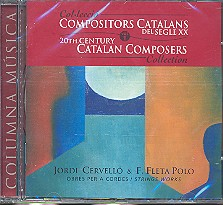 Collecció Compositors Catalans del Segle XX vol.1 CD