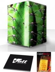 Cool Cajon Cactus Cube Size L (29x30x48,5cm)