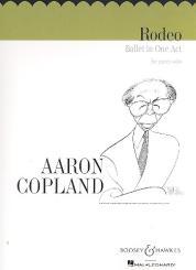 Copland, Aaron: 4 Dance Episodes from the Ballet Rodeo für Klavier