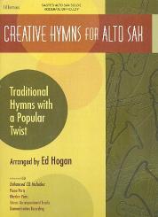 Creative Hymns (+CD) for alto saxophone