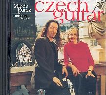 Czech Guitar CD