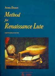 Damiani, Andrea: Method for Renaissance Lute (en)
