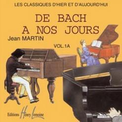 De Bach a nos jours vol.1a CD