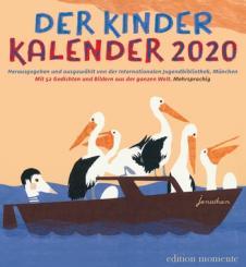Der Kinder Kalender 2020 Wochenkalender 33 x 30,5 cm