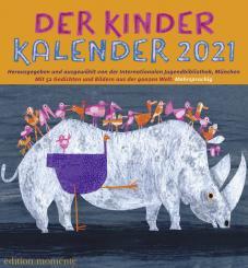 Der Kinder Kalender 2021 Wochenkalender 33 x 30,5 cm