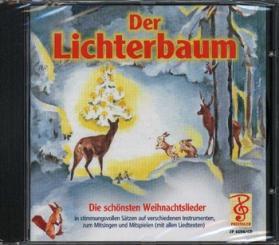 Der Lichterbuam CD Die schönsten Weihnachtslieder, zum mitsingen und mitspielen