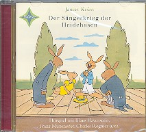 Der Sängerkrieg der Heidehasen Hörbuch-CD