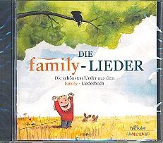 Die Family-Lieder CD
