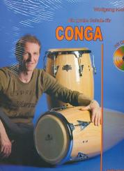Die große Schule für Conga (+CD)