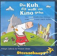Die Kuh die wollt ins Kino gehn Hörspiel-CD