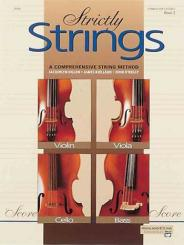 Dillon, Jacquelyn: Strictly strings vol.2 a comprehensive string method teacher's manual and score