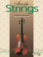 Dillon, Jacquelyn: Strictly strings vol.3 for viola, orchestra companion