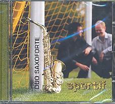 Duo Saxoforte - Sportif CD