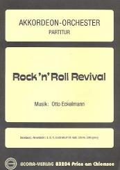 Eckelmann, Otto: Rock'n Roll Revival für Akkordeon-Orchester Partitur