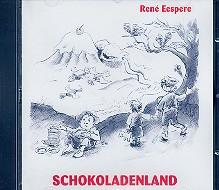 Eespere, René: Schokoladenland CD