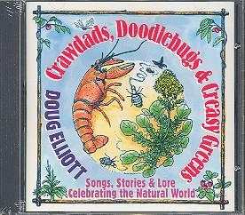 Elliott, Doug: Crawdads, Doodlebugs & Creasy greens CD