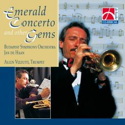 EMERALD CONCERTO AND OTHER GEMS -CD-, VIZZUTTI, ALLEN, TRUMPET