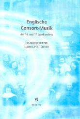 Englische Consortmusik des 16. und 17. Jahrhunderts für Posaunenchöre,  Partitur, Pfatteicher, Ludwig, Ed