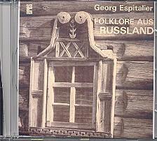 Espitalier, Georg: Folklore aus Russland Play-Along-CD