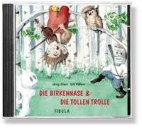 Führe, Ulrich (Uli): Die Birkennase  und  Die tollen Trolle Playback-CD (und Komplett-CD)