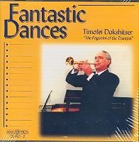 Fantastic Dances CD Timofei Dokshitser, trompette