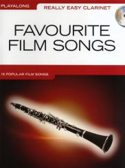 Favourite Film Songs (+CD): for really easy clarinet