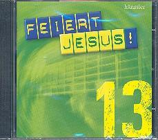 Feiert Jesus Band 13 CD