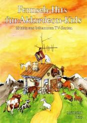 Fernseh-Hits für Akkordeon-Kids 10 Hits aus bekannten TV-Serien