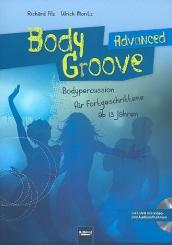 Filz, Richard: Body Groove advanced (+DVD) Bodypercussion