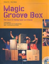 Filz, Richard: Magic Groove Box (+CD) für Cajon