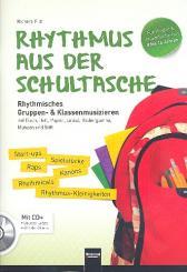 Filz, Richard: Rhythmus aus der Schultasche (+CD mit Video)
