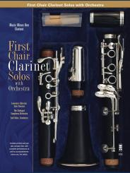 First Chair Clarinet Solos (+CD)