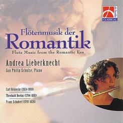 Flötenmusik der Romantik CD